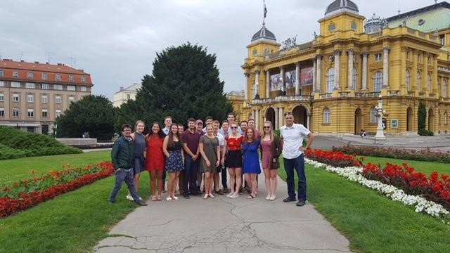 Studying Abroad With Clarkson University Diy At Clarkson University