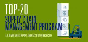 Top-20 Supply Chain Management Program