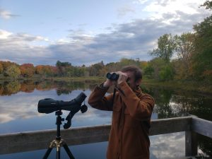 Birding Around Clarkson and the North Country